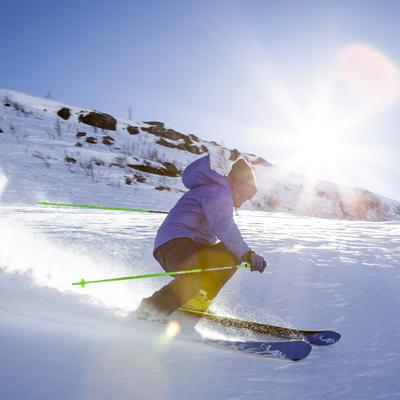 Ski & Trail Access